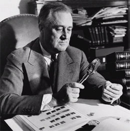 FDR stamps
