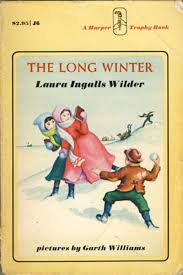 Book cover - The Long Winter
