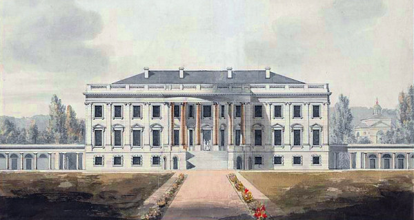 Original White House 1800