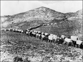Wagon trains