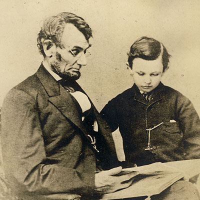Jack -Lincoln and Tad
