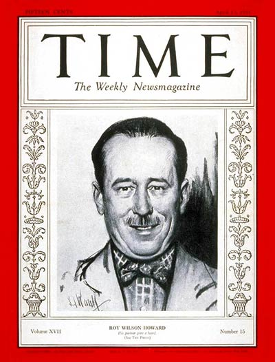 Roy-Time cover