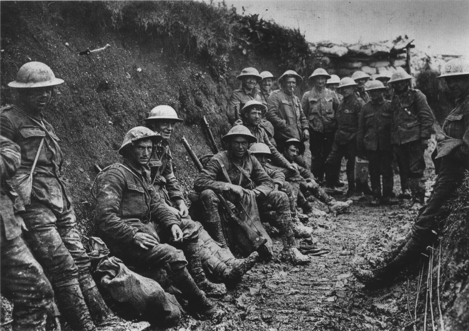 Roy-WWI soldiers